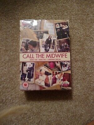 £8.96 • Buy CALL THE MIDWIFE DVD Series 1, 2 & Christmas Specials. Works Only In Region 2