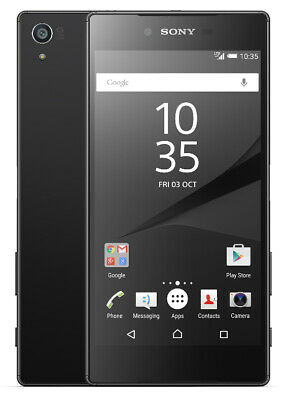 $ CDN230.56 • Buy Sony Xperia Z5 Premium 32GB Docomo - Graphite Black - Like New