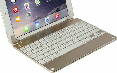 Case Bluetooth Wireless With Keyboard And Cover For Apple IPAD Air 1 2 Pro 9.7 • 35.55£