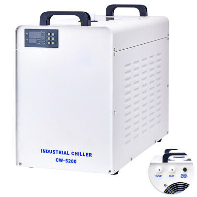 Industrial Water Chiller 主 220V CW-5200 • 40£