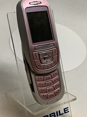 £14.97 • Buy Faulty SAMSUNG SGH-E350 Pink Silver (unlocked ) Mobile Phone