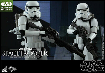 $ CDN369.31 • Buy Hot Toys MMS 291 Star Wars Episode IV A New Hope Spacetrooper 12 Inch Figure New