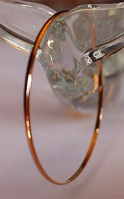 AU350 • Buy 9ct Solid Rose Gold Bangle