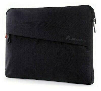 £3.66 • Buy STM Bags Black Laptop Sleeve Fits Up To 13  Device Professional Look