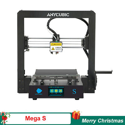 £99.99 • Buy  Used  ANYCUBIC 3D Printer Mega S (No PLA)