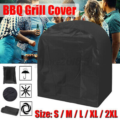 AU19.99 • Buy Barbecue BBQ Burner Grill Cover Gas Charcoal Waterproof UV Protector Anti Dust