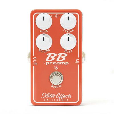 Xotic Effects BB Preamp V1.5 • 122.36£