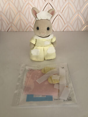 Sylvanian Families Spear Country Nurse Figure With Accessories-EC • 16.10£