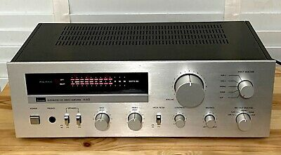 Sansui A-60 Stereo Integrated Amplifier • 122£