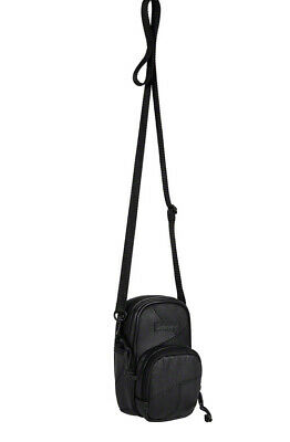 $ CDN196.75 • Buy Supreme, Patchwork Leather Shoulder Bag, Black Fw19 Os (in Hand) Authentic, New