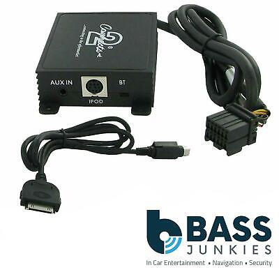 Ford Focus Upto 2004 Car Radio Stereo IPod IPhone 4 5 6 & Aux Interface Adaptor • 39.99£