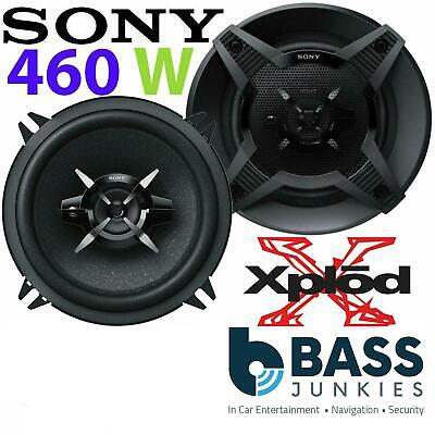 SONY Toyota Celica 1989 - 1993 5.25  13cm 460 Watts 2 Way Rear Door Car Speakers • 31.99£