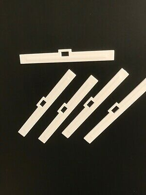 Vertical Blinds Top Slat Holder Accessories For 89 Mm Slats • 1.99£