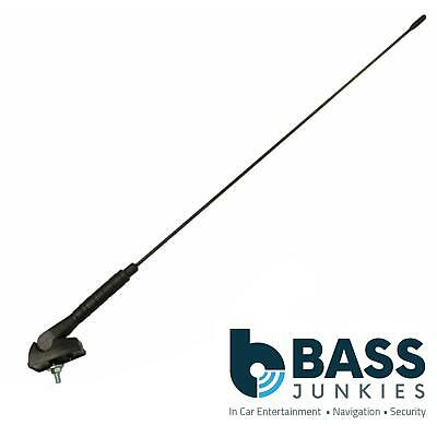 £14.95 • Buy Square Base Front Roof Mount AM/FM Car Radio Stereo Aerial Antenna RMA826