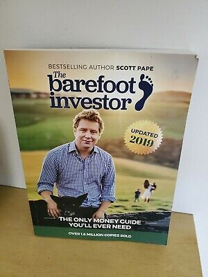 AU19.99 • Buy The Barefoot Investor 2019 Update: The Only Money Guide You'll Ever Need