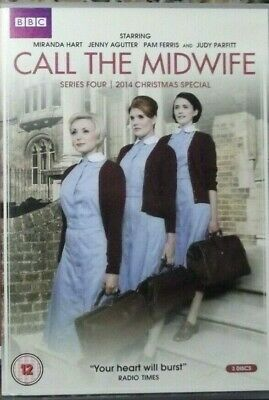 £4.29 • Buy DVD: CALL THE MIDWIFE: Series 4 : In English / Inglés: Jenny Agutter, Pam Ferris