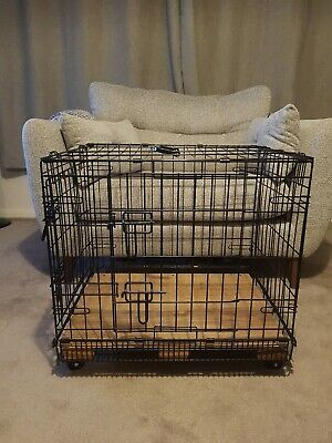 Dog Crate On Wheels • 20£
