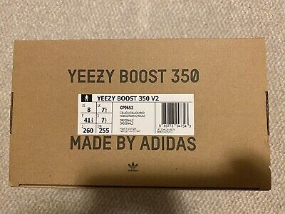 $ CDN500 • Buy Adidas Yeezy Boost 350 V2 Black Red Bred CP9652 2020 Release