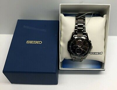 $ CDN256.44 • Buy Seiko Solar Chronograph Men's Watch Model SSC095