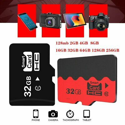 AU24.41 • Buy Class 10 Tf Memory Cards Micro Sd Card 8gb,16gb,32gb Camera Mobile Phone Devices
