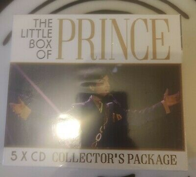 Prince - The Little Box Of ...(New & Sealed 5 Cd Set) • 25£