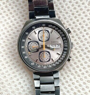 $ CDN769.44 • Buy Vintage Desotos Racing Chronograph Valjoux 7750 From 80's