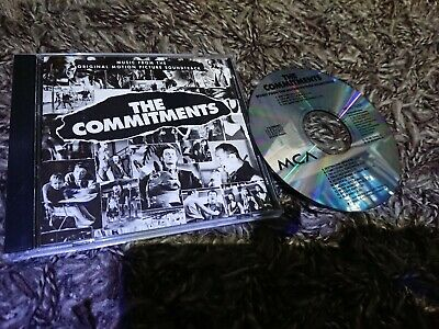 £2.50 • Buy The Commitments -  Original Motion Picture Soundtrack, (CD, 1991)