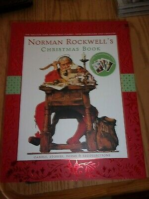 $ CDN44.64 • Buy Norman Rockwell's Christmas Book: Carols, Stories, Poems & Recollections