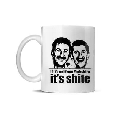 £7.59 • Buy If Its Not From Yorkshire Funny Chuckle Brothers Coffee Tea Cup Cafe Mug