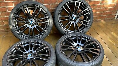 AU1490 • Buy 4 X BMW 19  F30 328i *M Sport* Wheels RIMS Tyres