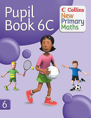 📖 Collins New Primary Maths – Pupil Book 6C • 2.99£