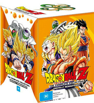 AU449.99 • Buy Dragon Ball Z Complete Season Series 1-9 1 2 3 4 5 6 7 8 9 54 Dvd Box Set Sealed