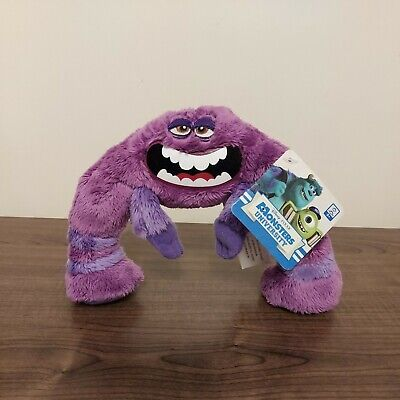 New With Tags DISNEY Monsters Inc University 8  Art, Spin Master Soft Toy  • 12£