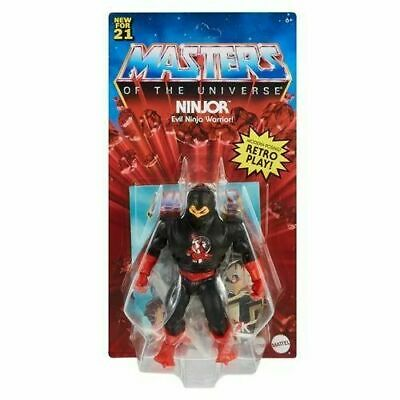 $28.99 • Buy Masters Of The Universe Origins Ninjor 5.5  Figure MOTU ****PRESALE*****