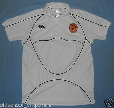 Motherwell FC / 2009-2010 - CANTERBURY - MENS Polo Shirt / Jersey. Size: S • 7.52£