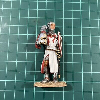 £9.95 • Buy Del Prado Collection Medieval Warriors English Foot Knight Painted Lead 1290