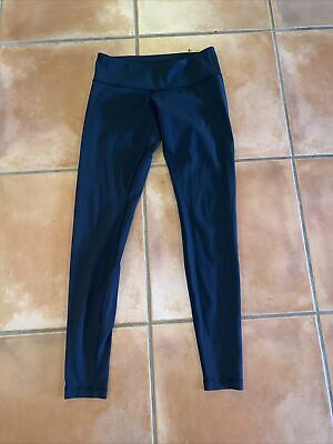 $ CDN51.02 • Buy EUC Lululemon Women's 8 Leggings Accent Black