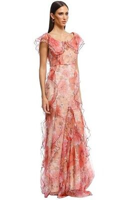 AU266 • Buy Alice Mccall Flora Gown 10