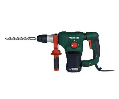 Parkside Electric SDS Plus Hammer Drill Demolition Rotary Chuck 1500W In Box • 73.95£
