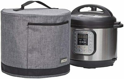 $ CDN24.26 • Buy Kitchen Homest Dust Cover With Pockets For Instant Pot 8 Quart Insulated Pressur