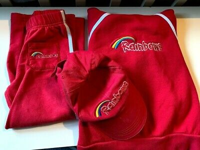 Rainbows 🌈 Uniform Bundle, Size Extra Small And Small With Cap • 10£