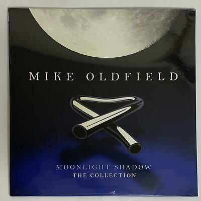 MIKE OLDFIELD – MOONLIGHT SHADOW: THE COLLECTION VINYL LP (SEALED) Best Of • 9.99£