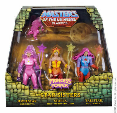 $180.92 • Buy Star Sisters Masters Of The Universe 30TH MATTEL  2011 He-Man She-Ra STARLA TOY
