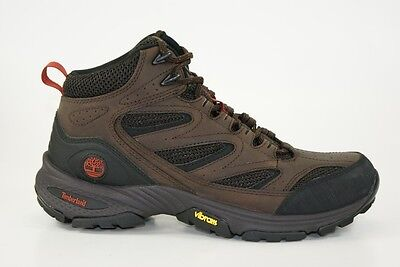 Timberland Hiking Ledge Mid Boots Men Outdoor Shoes Lace Up 57153 • 117.30£