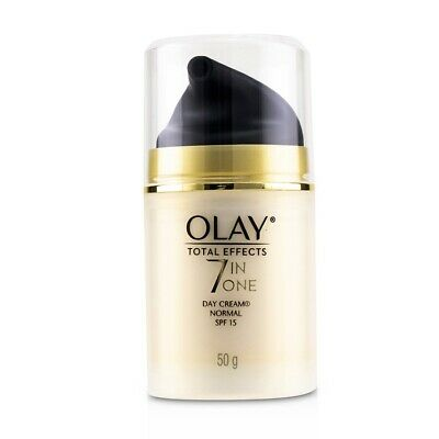 AU41.10 • Buy NEW Olay Total Effects 7 In 1 Normal Day Cream SPF 15 50g Womens Skin Care