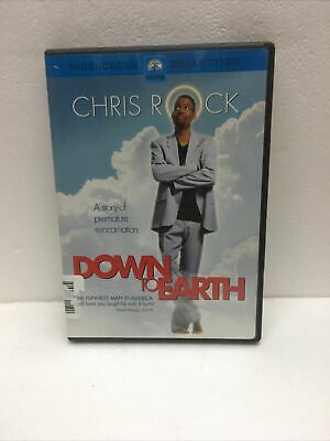 £1.23 • Buy Down To Earth (DVD, 2001, Widescreen Collection)
