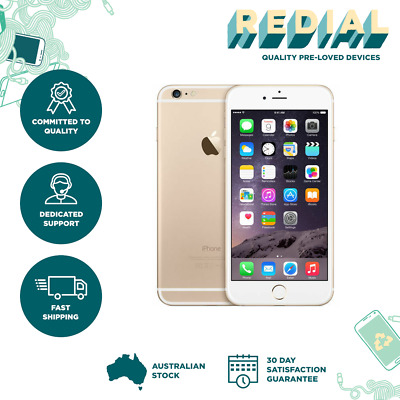 AU169 • Buy Very Good - Refurbished Apple IPhone 6s Plus | 16/32/128 | Free Express Shipping