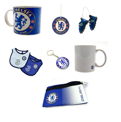 £3.48 • Buy Chelsea Football Club Official Merchandise Gift Stocking Filler Kids Adult Baby