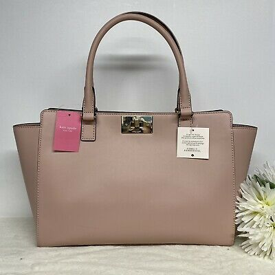 $ CDN198.91 • Buy Kate Spade Purse Kelsey Orchard Valley Smooth Rosycheeks Blush Pink Bag New