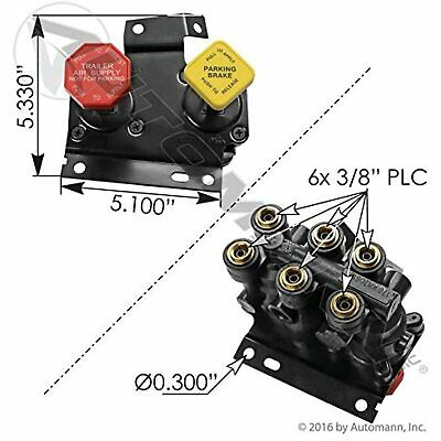 $237.90 • Buy Manifold Dash Control Module For Mack And Volvo